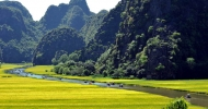 Tam Coc Valley