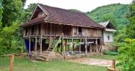 Mai Chau Valley's Stilted Houses