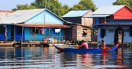 Floating Village - Tonle Sap